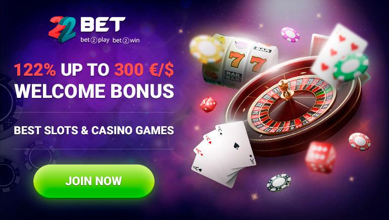A 22BET Casino kimagasló technikai tudása