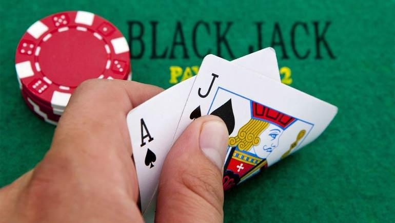 Valódi pénzes Blackjack