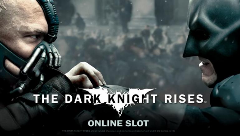 Hol játszunk Batman -t: A Dark Knight
