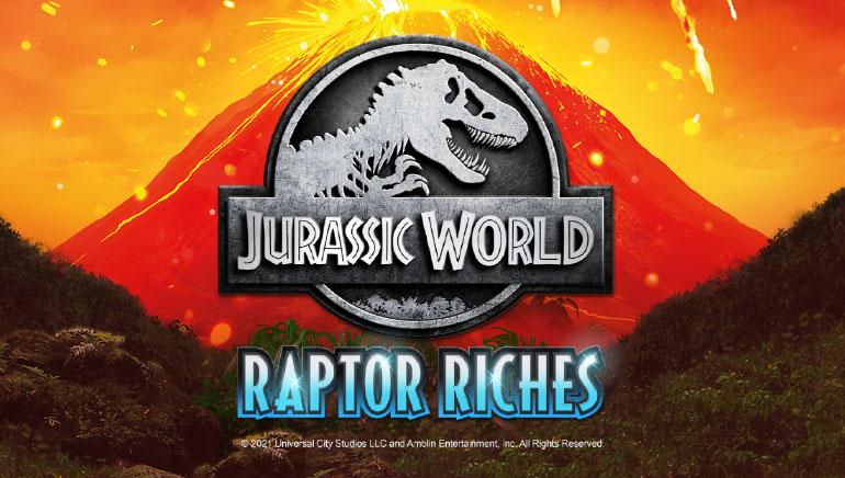 Játssz a Microgaming Raptor Riches és a többi játékával szeptember során