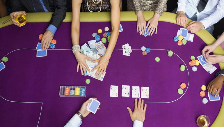 Online Póker
